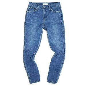 James Jeans Twiggy Skinny Ankle Mid Rise Jeans
